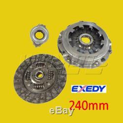 Exedy 240mm Clutch Kit OEM Spec for Mitsubishi Legnum/Galant VR4 2.5 Twin Turbo
