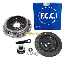 FCC HONDA COVER+FX STAGE 2 CLUTCH KIT with CHROMOLY FLYWHEEL for 2000-2009 S2000