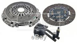 FORD FIESTA Mk6 1.0 Clutch Kit 3pc (Cover+Plate+CSC) 12 to 14 B&B Quality New
