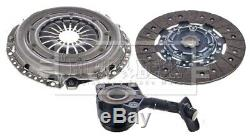 FORD FOCUS Mk3 ST 2.0 Clutch Kit 3pc (Cover+Plate+CSC) 2012 on B&B Quality New