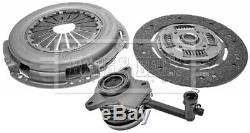 FORD TRANSIT 2.0D Clutch Kit 3pc (Cover+Plate+CSC) 00 to 06 B&B Quality New