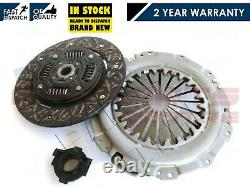 FOR RENAULT CLIO MK2 KANGOO 1.5 DCi 2001-2005 CLUTCH COVER DISC BEARING KIT SET