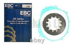 Fits Yamaha FJR1300 ABS 3P6 06-09 EBC Clutch Plates, Spring & Cover Gasket