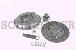 For Audi S5 08-19 V8 4.2 S4 V6 3.0 10-16 Manual Clutch Kit Cover Disc Pilots LUK