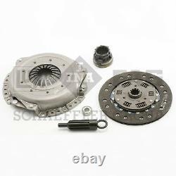 For BMW 318i 1.8L 320i 2.0L L4 Manual Clutch Kit Cover Disc Bearing Pilots LUK