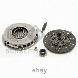 For Chevy Corvette V8 5.7 85-88 12-5/8 Clutch Kit Cover Disc Bearing Pilots LUK