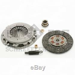 For Chevy GMC Oldsmobile Pontiac 10 Clutch Kit Cover Disc Bearing Pilots LUK