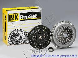 For Citreon C5 C8 2.2 Hdi Genuine Luk Clutch Cover Kit Release Bearing 2001-2006
