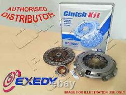 For Honda Jazz 1.2 1.3 1.4 Genuine Exedy Clutch Cover Disc Bearing Kit 2008- On