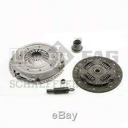 For Jeep Liberty V6 3.7L 02-03 Clutch Kit Cover Disc Release Bearing Pilots LUK