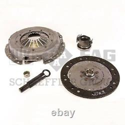 For Jeep Liberty Wrangler 2.4L Clutch Kit Cover Disc Release Bearing Pilots LUK