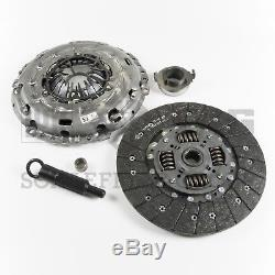 For Mazda 3 6 L4 2.3L Clutch Kit LuK Cover Disc Bearing Pilots Accessory Pack