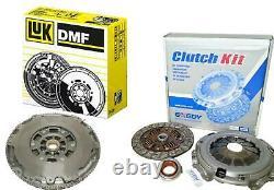 For Nissan 350z 3.5 Luk Dual Mass Flywheel Exedy Clutch Cover Disc Kit Vq35de