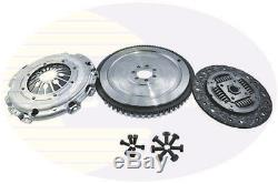 For Renault Clio Megane Scenic Nissan Qashqai 1.5 DCI Clutch Kit Solid Flywheel