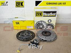 For Renualt Clio 2.0 Sport 197 F4r Luk 3pc Clutch Disc Cover Bearing Kit 2006