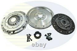 For Seat Leon 05 1.9 Tdi Dual Mass To Single Flywheel Conversion Clutch Kit