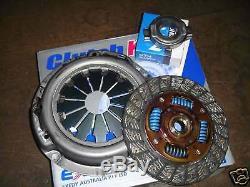 For Subaru Impreza Gfc Gc Gf 2.0 95-00 3 Piece Clutch Cover Disc Bearing Kit