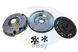 For Vauxhall Corsa D Mk3 06-17 1.3 Cdti 75hp Solid Flywheel Conversion Clutch