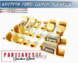 Ford 6dct450 Getrag Gearbox Clutch Plastics Clips