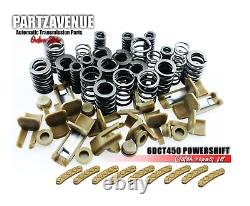 Ford 6dct450 Getrag Gearbox Clutch Thrust Plastics Clips, Springs, Kit Set