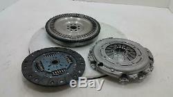 Ford Galaxy Mk3 Borg & Beck 1.8 Diesel TDCI Solid Flywheel Clutch Kit & Bolts