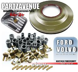 Ford Powershift 6dct450 Gearbox Clutch Cover Plastics Clips, Springs, Filter