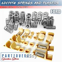 Ford Powershift Gearbox Clutch Springs And Plastics 6dct450 Getrag