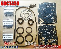 Ford Volvo 6dct450 Gearbox Seals And Gasket Kit Powershift