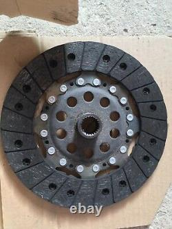 GENUINE LUK FORD 2pc KIT CLUTCH COVER DISC FOCUS RS MK2 / ST225 Used