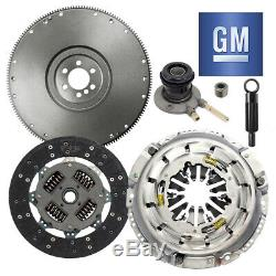 GM OEM COMPLETE CLUTCH COVER DISC SLAVE FLYWHEEL KIT for 2004-2006 PONTIAC GTO