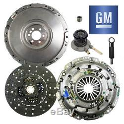 GM OEM LS7 COMPLETE CLUTCH COVER DISC SLAVE FLYWHEEL'RETRO-FIT' KIT for GTO LS2