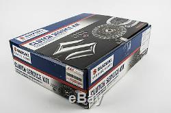 Genuine Suzuki ALTO 1.0 Complete 3pc Clutch Service Kit COVER DISC BEARING