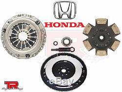 HONDA Cover+Top1 STAGE 2 CLUTCH KIT+CHROMOLY FLYWHEEL 94-01 Acura Integra 1.8L