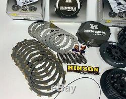 Honda TRX450R TRX 450R Hinson Basket Inner Hub Pressure Plate Cover Clutch Kit