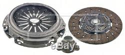IVECO DAILY Mk4 Clutch Kit 3pc (Cover+Plate+Releaser) 3.0 3.0D 06 to 11 Manual