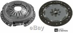 JEEP CHEROKEE KJ 2.4 Clutch Kit 2 piece (Cover+Plate) 01 to 08 ED1 228mm Sachs