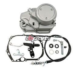 Kawasaki KLX110 DRZ 110 Manual Clutch Kit Primary Gear Black Cover -TBW0343