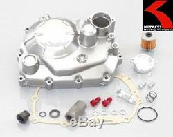 Kitaco #307-1432210 Clutch cover kit Honda Monkey 125 SILVER / Direct from Japan