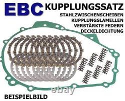 Kupplung Lamellen SET Stahlscheiben Dichtung Suzuki TL 1000 S 1999 AG3215 98PS