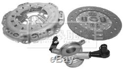 MERCEDES VITO W639 2.2D Clutch Kit 3pc (Cover+Plate+CSC) 2003 on OM646.982 240mm