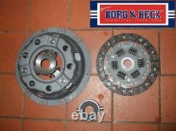 MORRIS Oxford Ser 6 CLUTCH KIT (Plate, Cover, Release Bearing) NEW (1961- 71)