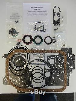 MPS6 (DCT450) 2007-2016 6 SPD DUAL CLUTCH OVERHAUL KIT WithO PISTONS & FRONT COVER