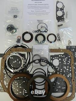 Mps6 (dct450) 6 Spd, Dual Clutch 2007-2012 Banner Kit With Pistons & Front Cover