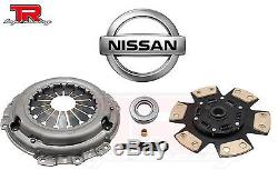NISSAN COVER+TOP1 CLUTCH KIT for JDM SILVIA S13 S14 S15 240SX SR20DET 2.0L TURBO