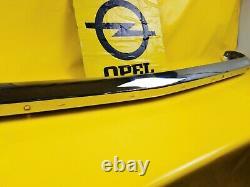 New Opel Ascona B Bumper Front Chrome Bumper