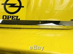New Opel Ascona B Bumper Front Version with Holes Bumper Chrome