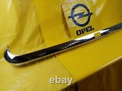 New Opel Ascona B Bumper Rear Chrome Bumper Bumper