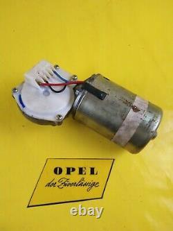 New + Original GM/Opel Ascona B+ Manta B Wiper Motor Windscreen
