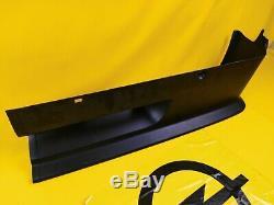 New + Original Opel Ascona B Front Spoiler Spoiler Extension Bumper Lip