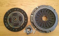 New Valeo Clutch Kit Fiat Coupe 2.0 16v 3 Piece Clutch Kit Cover Plate & Bearing